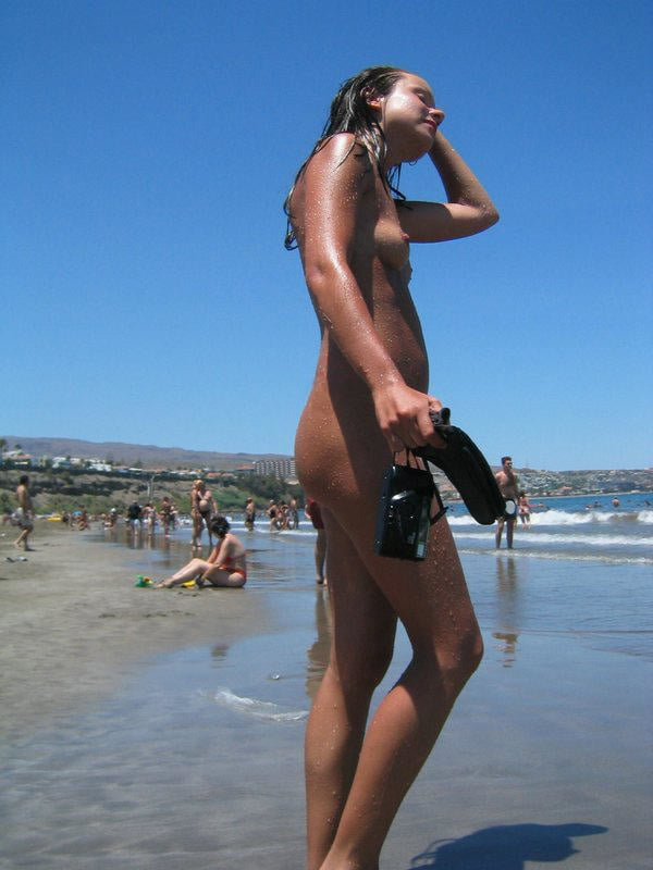 Tumblr nude beach women