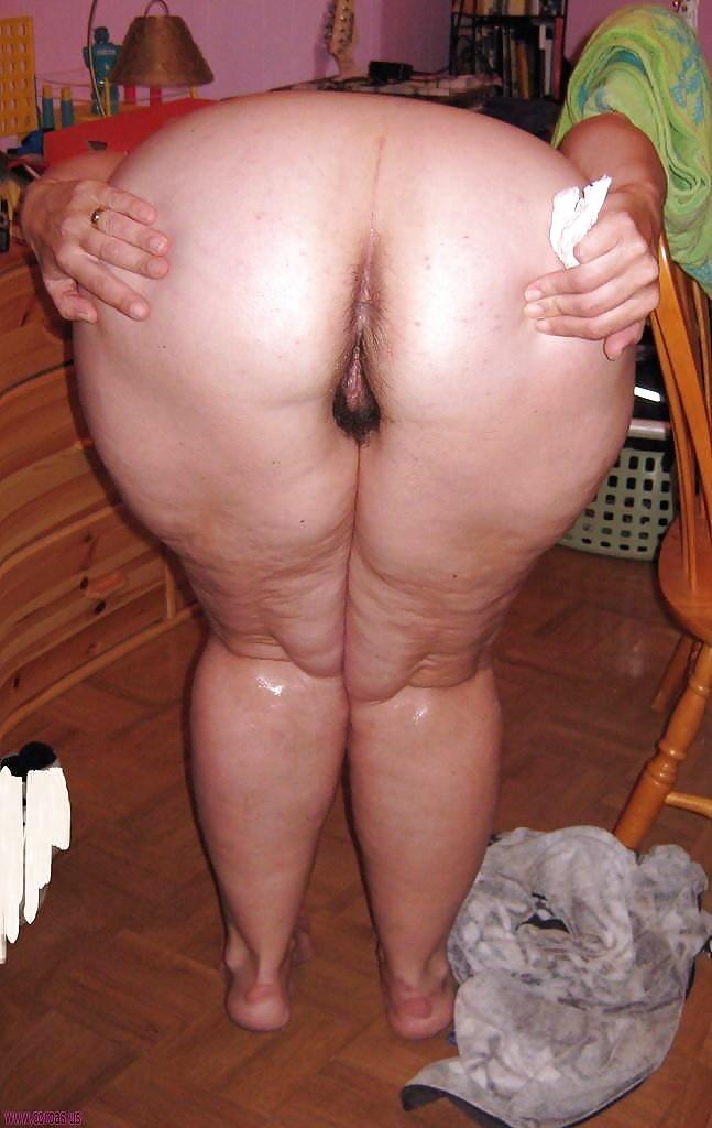 Зрелые с целлюлитом порно 9