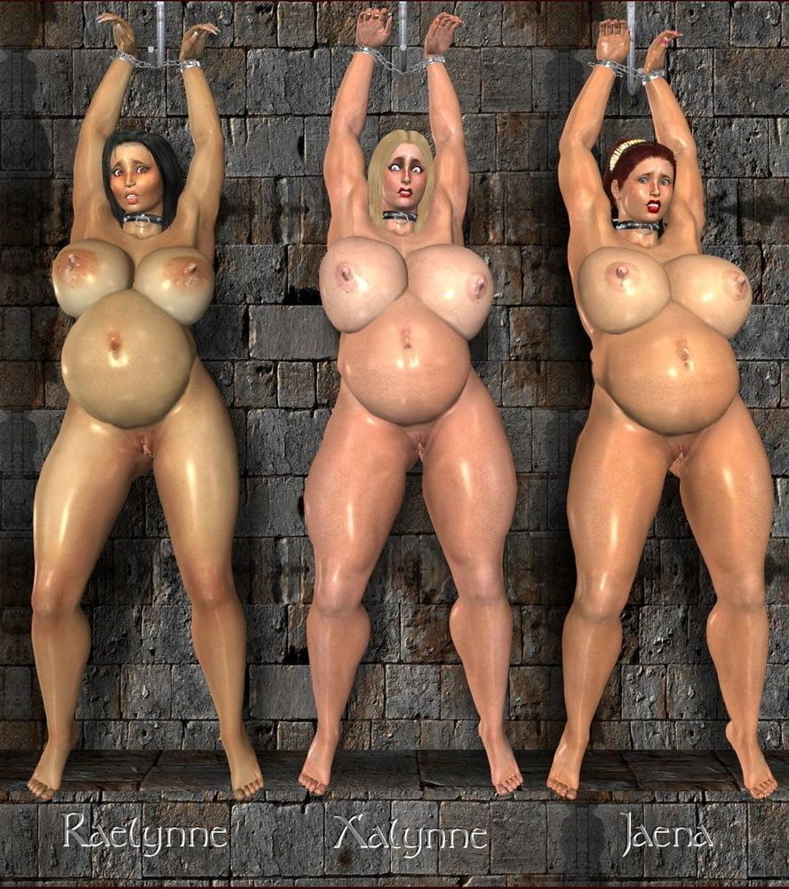Big fat mature big boob lesbians