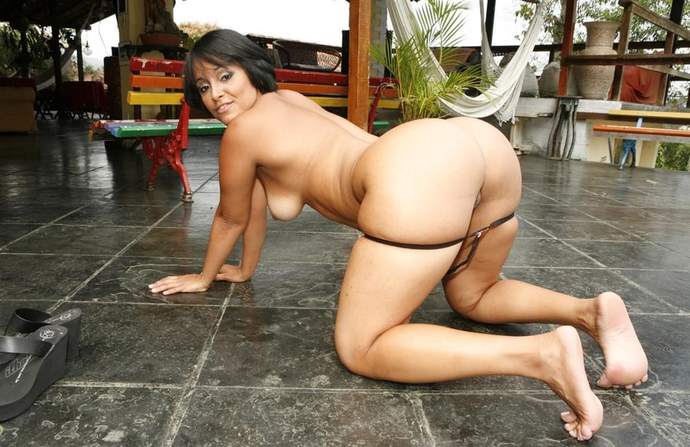 Brazilian Darlene's Phat Ass