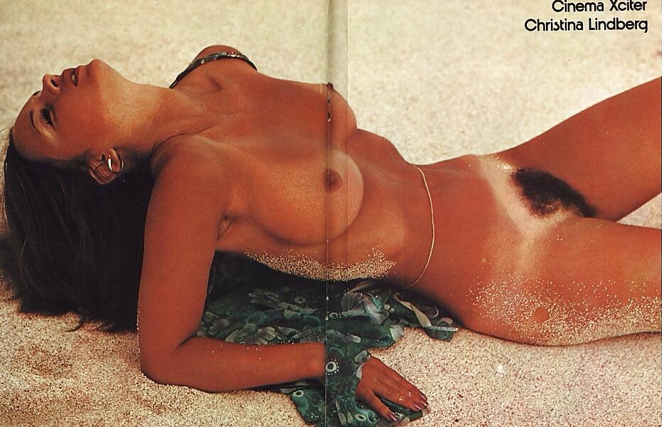 Christina Lindberg Fully Nude