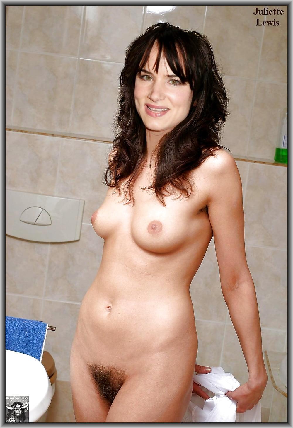 Juliette lewis naked fakes
