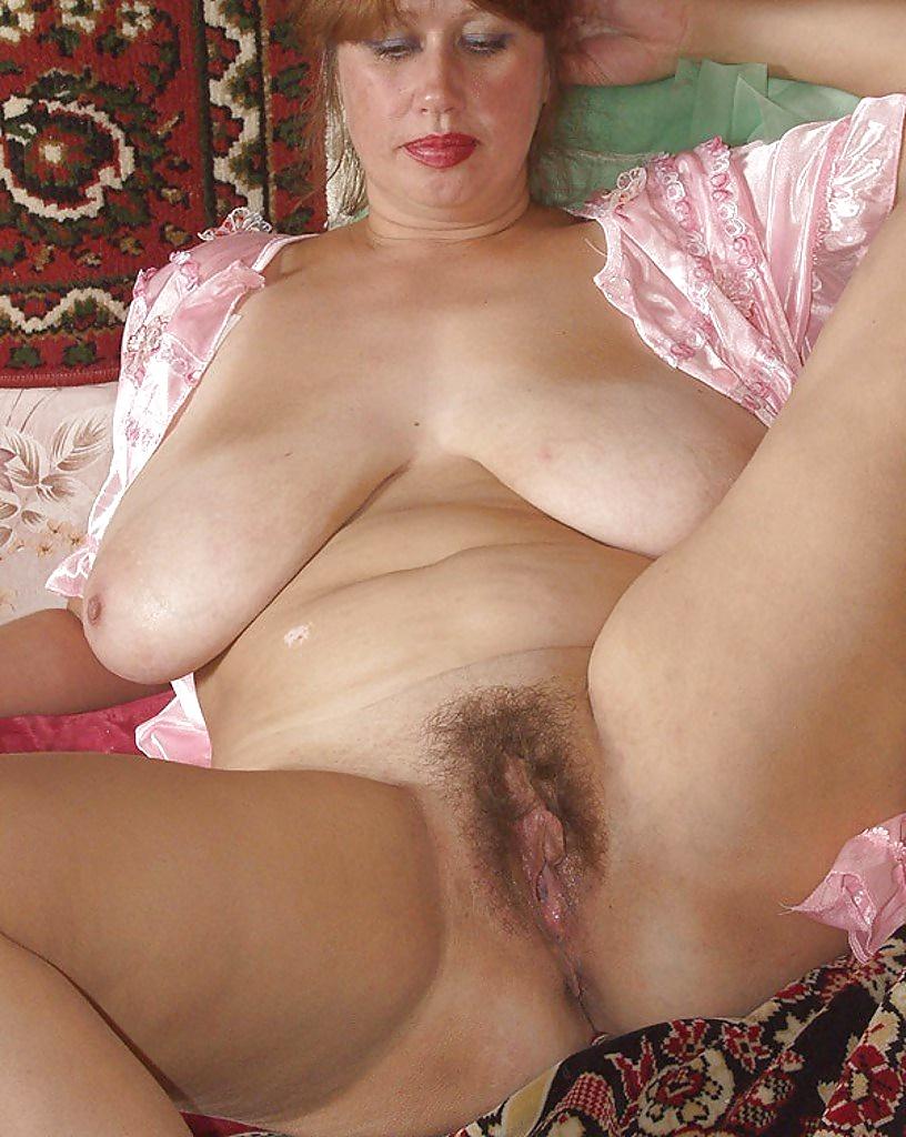 Порно фото русских волосатых зрелых женщин