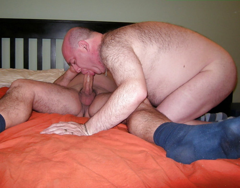 Mature gay blow job — 8