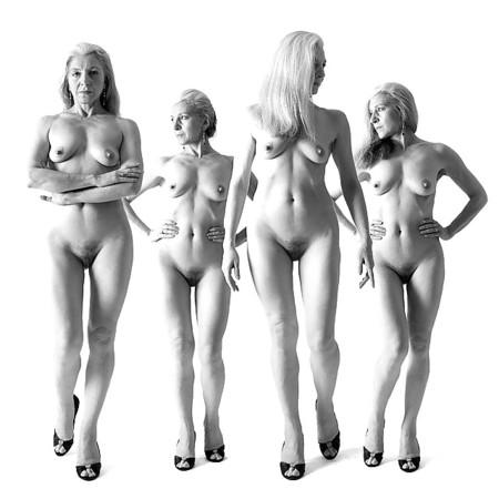 Fotos de arte desnudo maduro