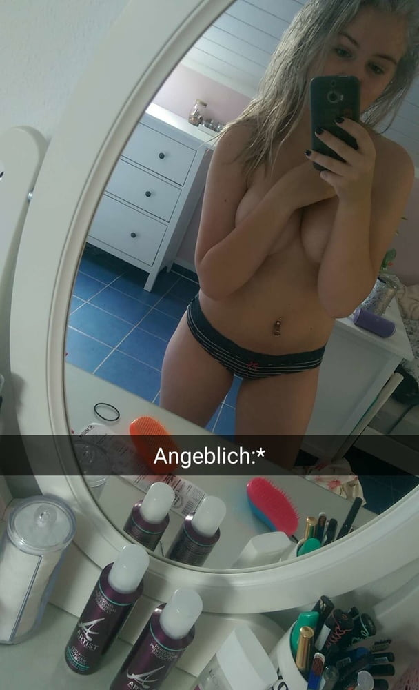 hausgemachte amateur cum shot selfie