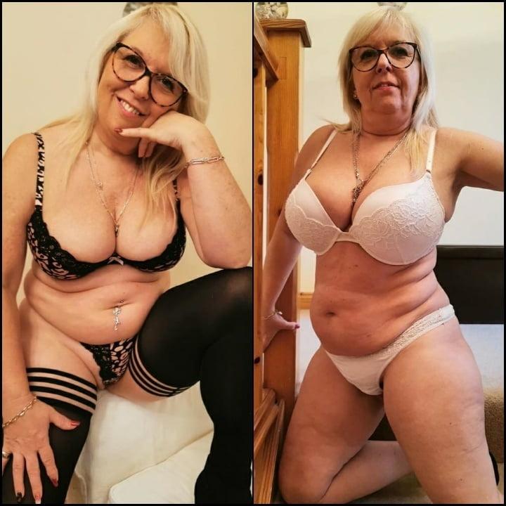 Pics granny lingerie