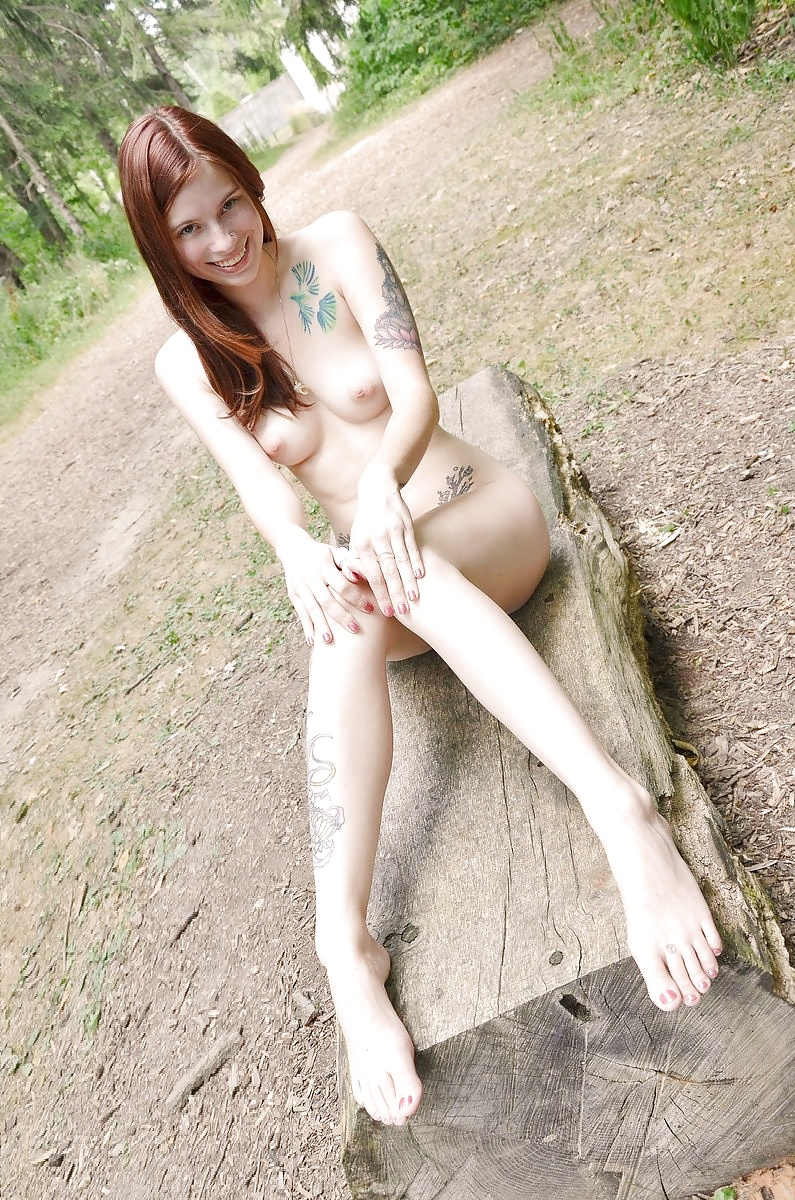 Naked ladies in public places-4317