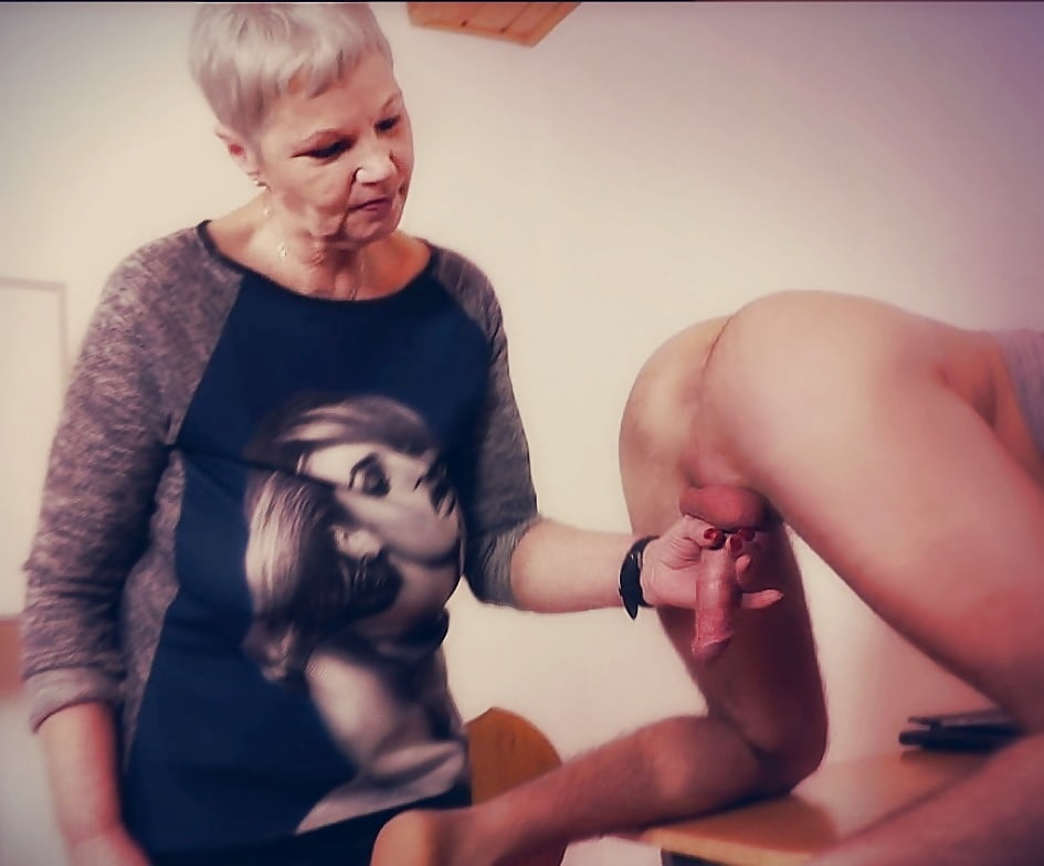 Mature teacher hand jobs videos mum shower