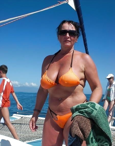 Mature big tits at beach pics See And Save As Big Tits Mature On A Beach Porn Pict 4crot Com