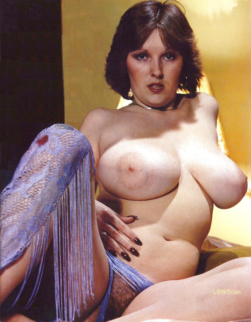 Nude busty hot vintage pornstar girls fake pics brown