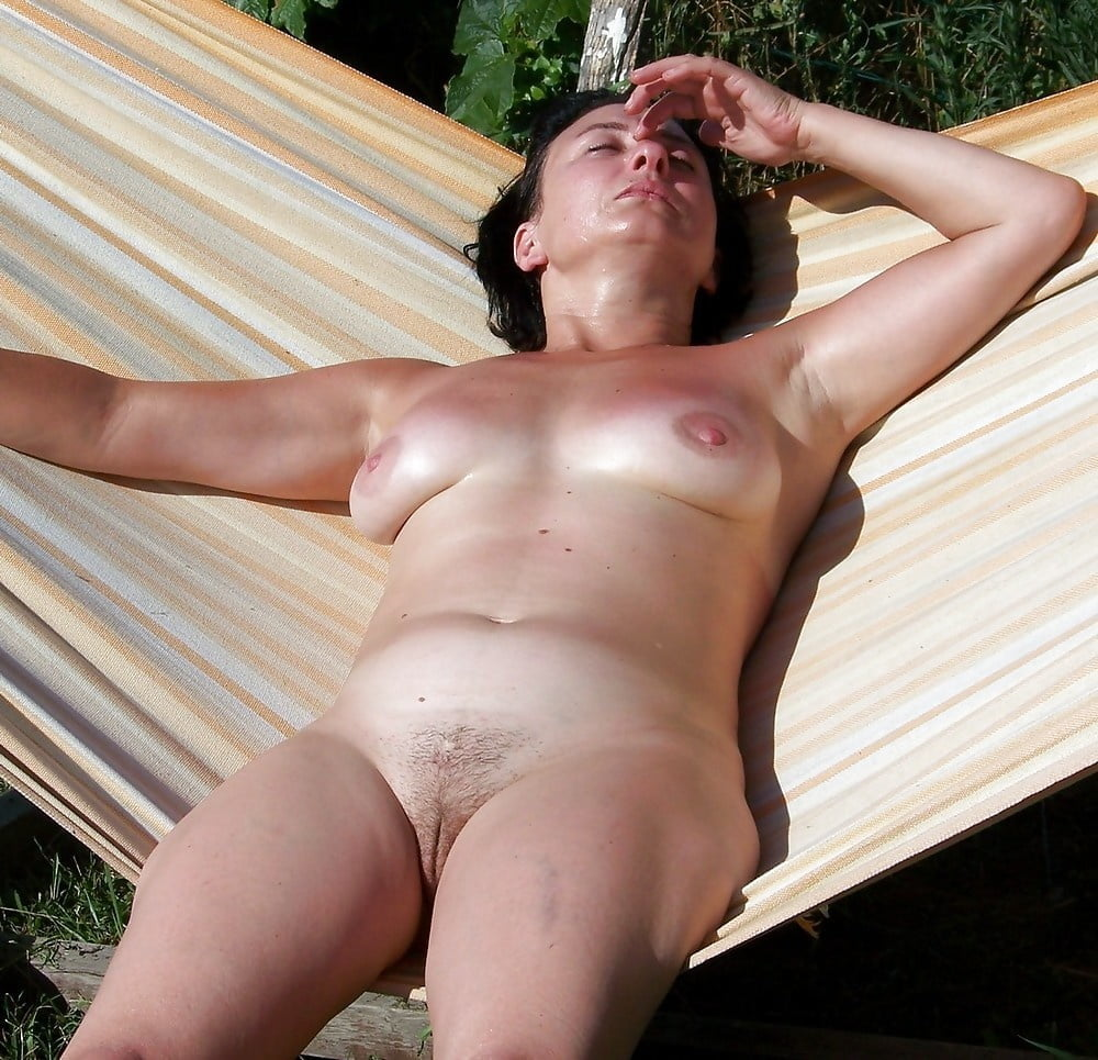 Naked amateur nude #1