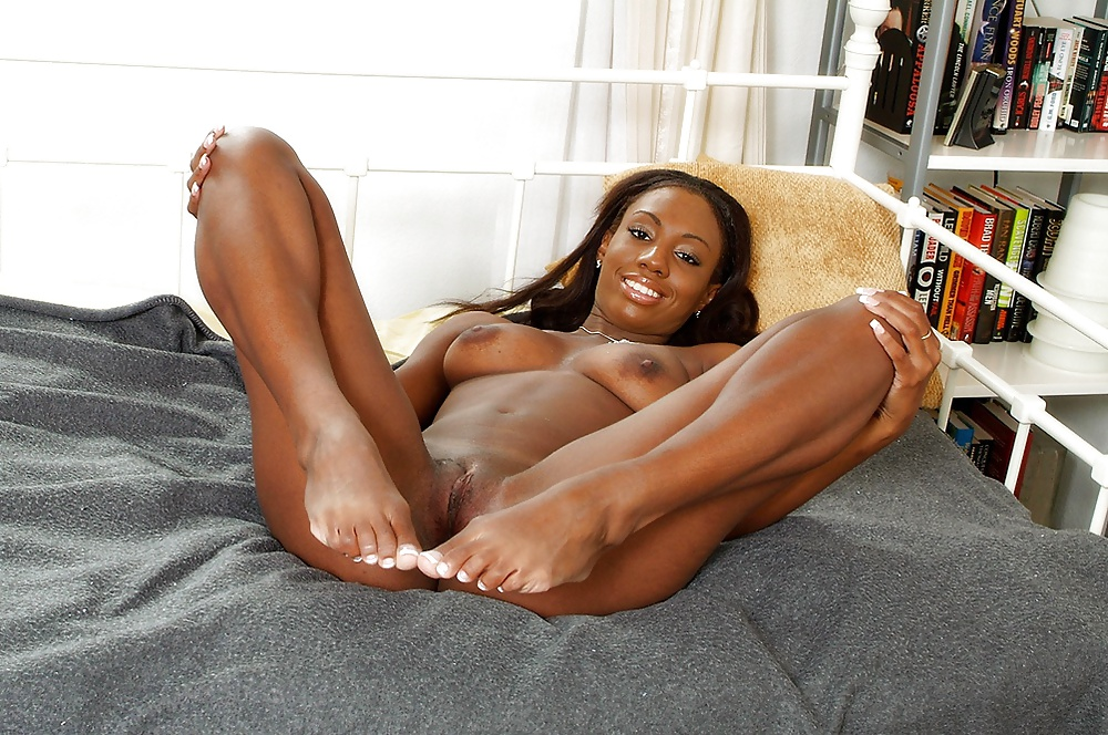 Mature Ebony Foot Fetish