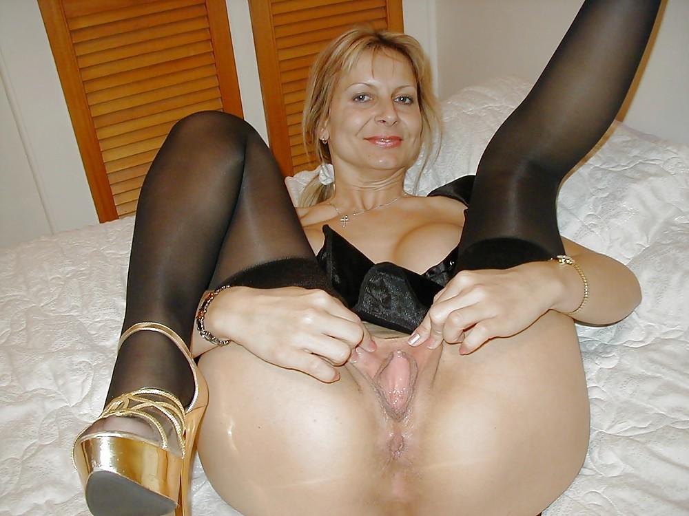 Порно фото зрелой полины из москвы 7