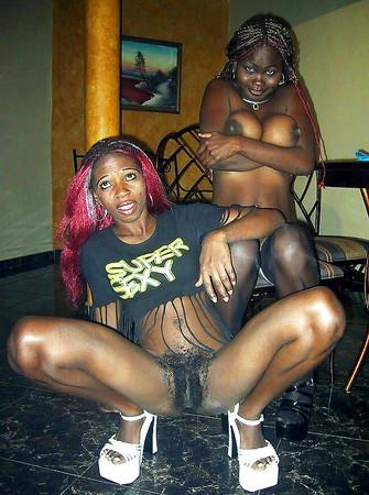 girl stripper Black