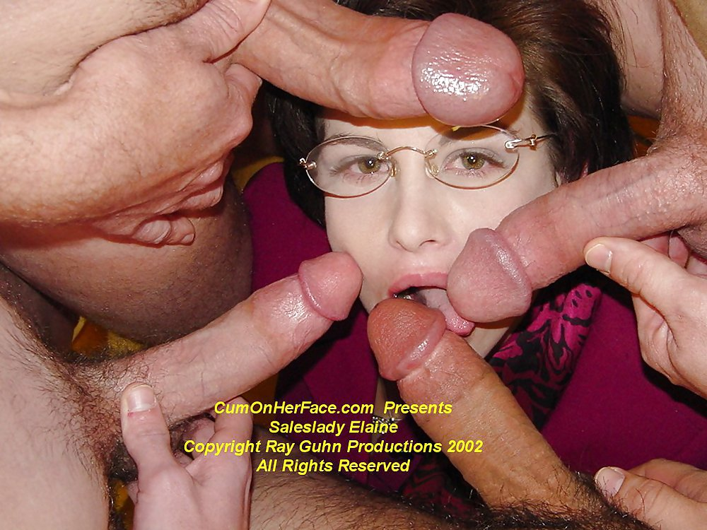 Cohf Elaine Sales Lady Gangbang Free Porn