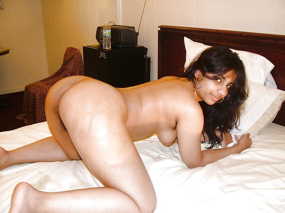 Hot Indian Milf In Thong