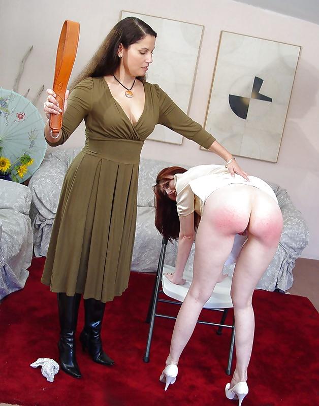 Judge sentence girls spanked