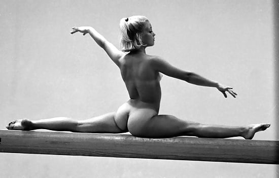 Olympic Gymnasts Posing Nude - 9 Pics  Xhamster-6760