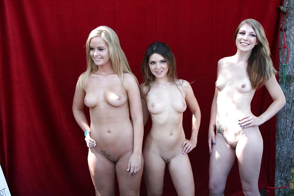 Spring breakers fakes nudes