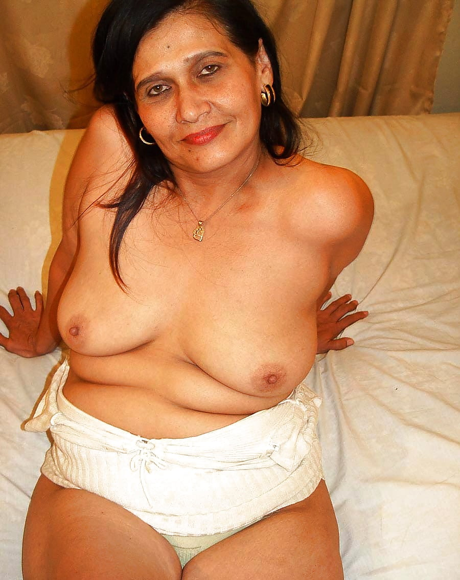 Very old indian grannies nude