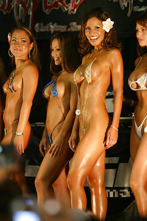 hot Bikini contest video