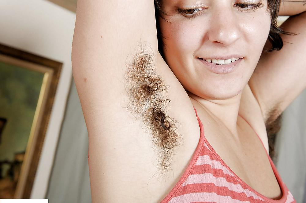Women invited to let body hair grow out for a month in honor of januhairy