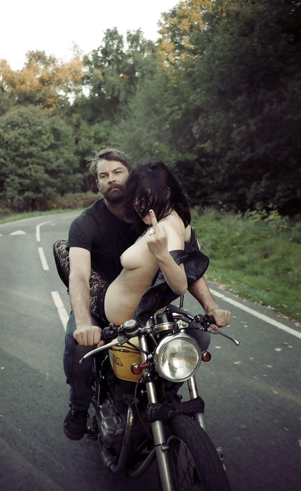 Bike with girl-2288