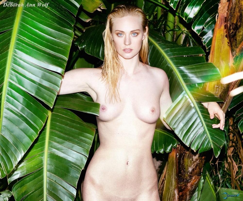 Sexy deborah ann woll nude, lisa ann porn animated