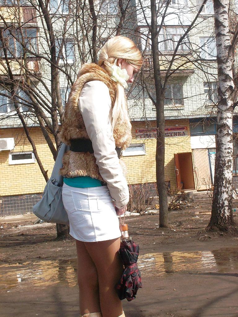 Любительские снимки ебли на улице