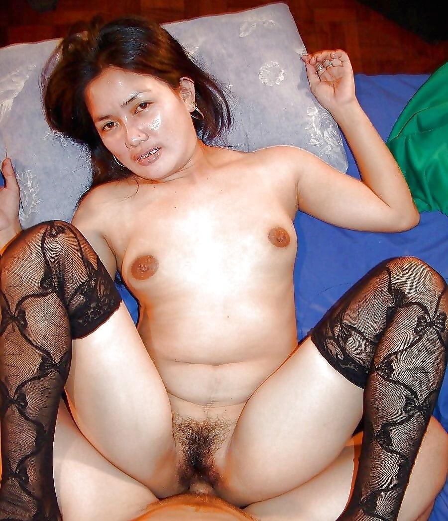 Домашнее порно со взрослой китаянкой #6