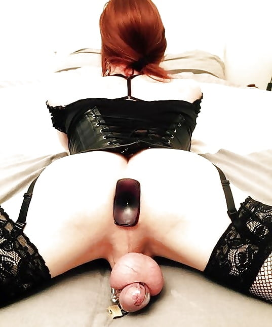 Порно трансы пояс верности, секс со зрелой в кабинете