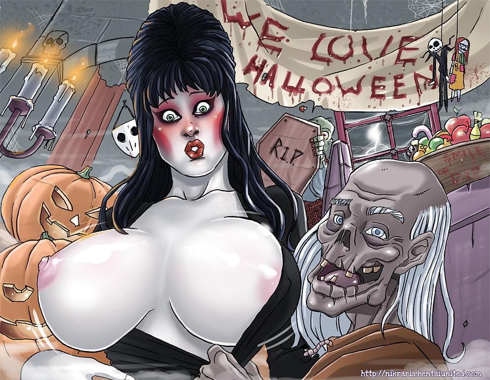 A halloween porn comics
