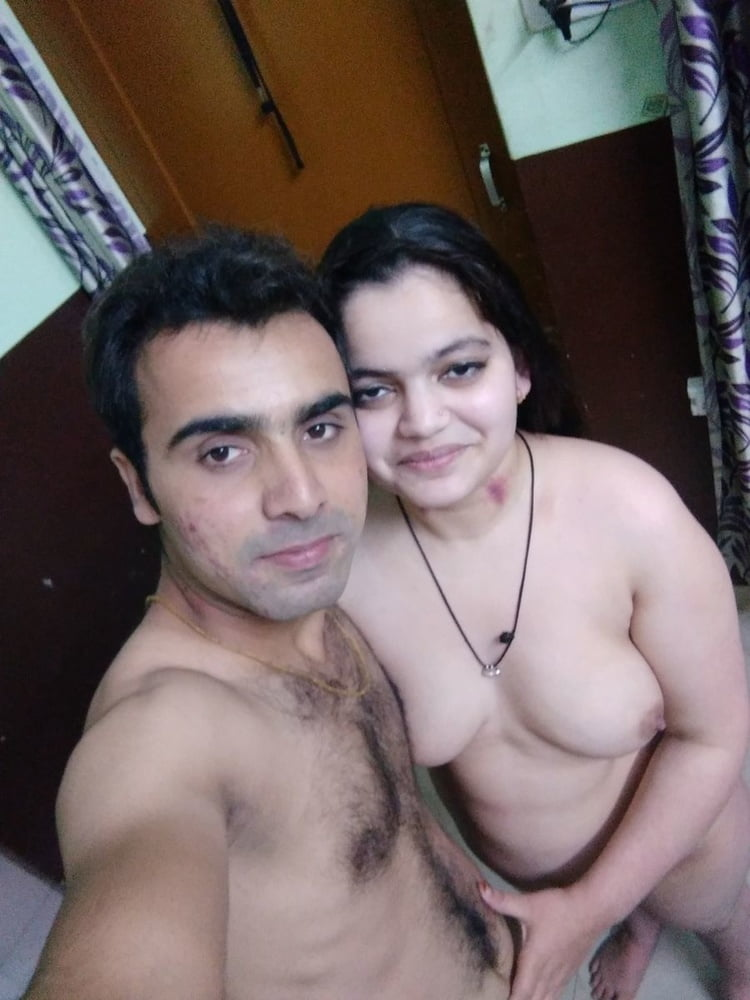 India just married naked girl
