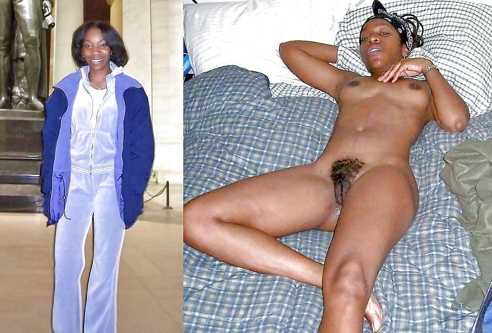 Busty ebony girls nude