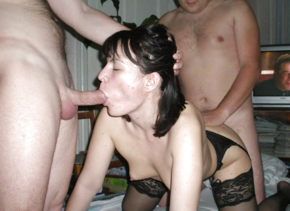Young amateur cuckold