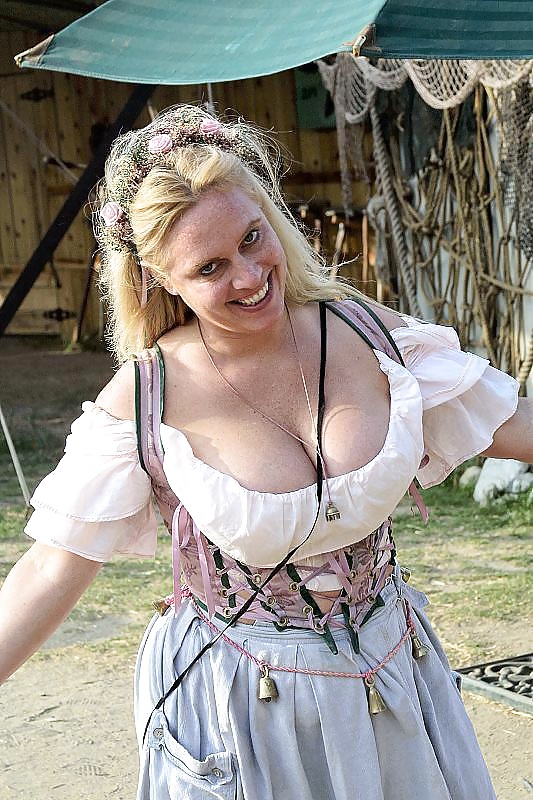 A Woman With Big Beautiful Tits Is Passionately Given To A Peasant With A Big Dick