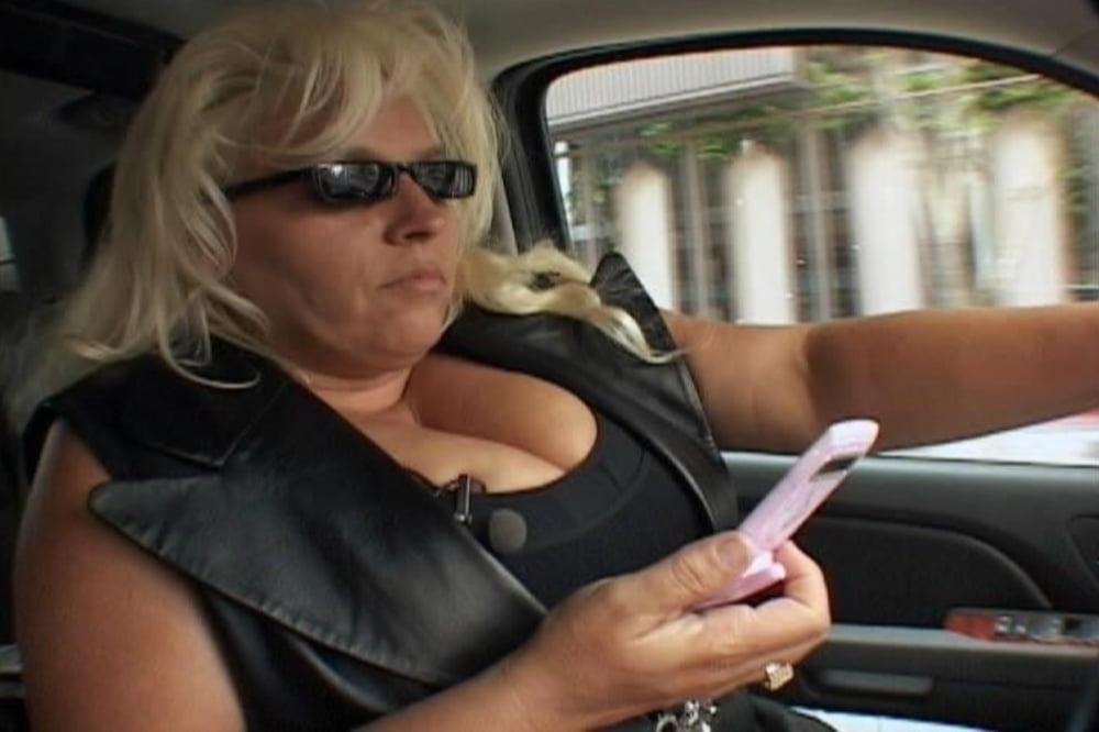 Beth Big Tits Bounty Hunter