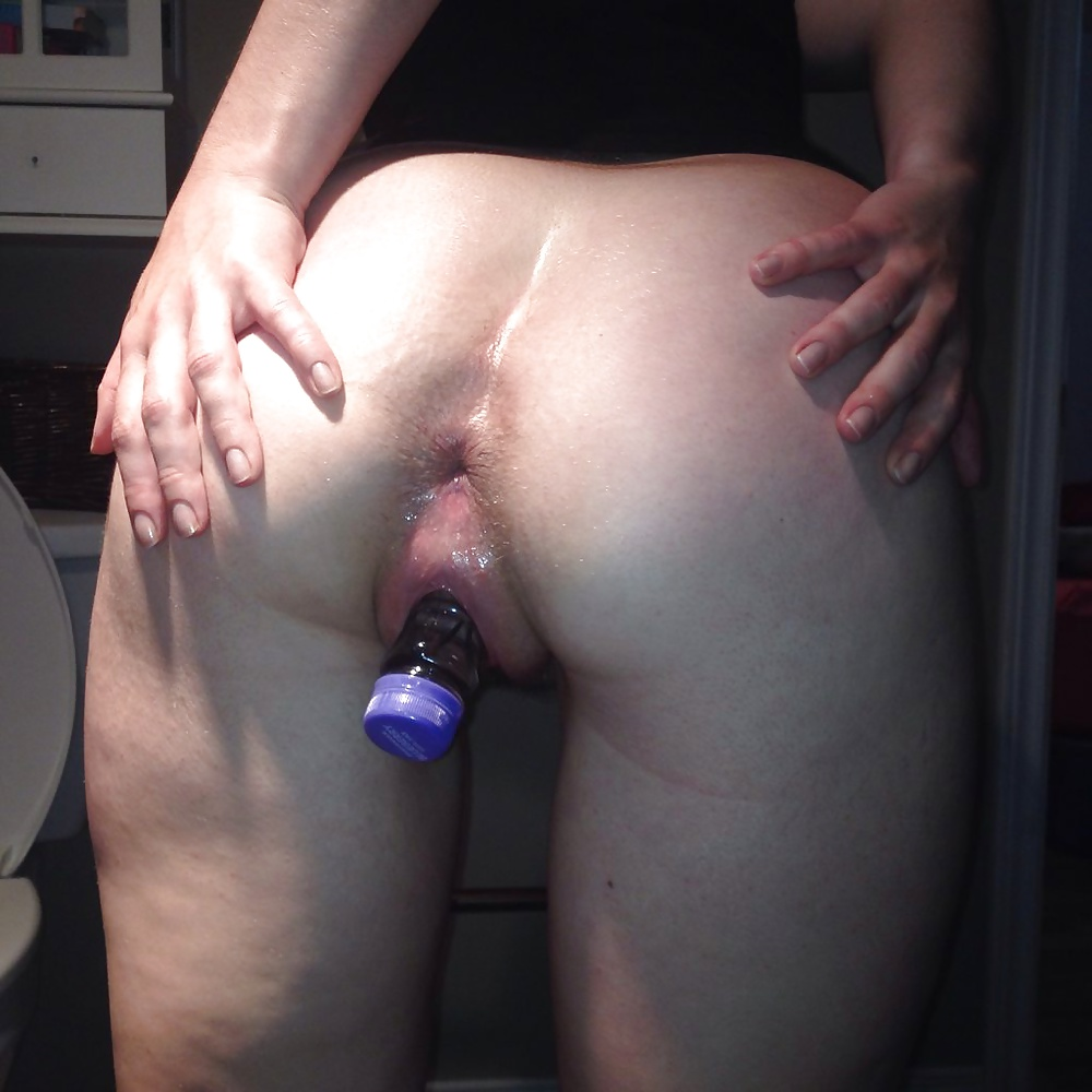 Anal Play And Self Fisting