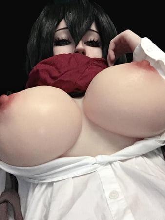 Nackt shinuki cosplay Shinuki Nude
