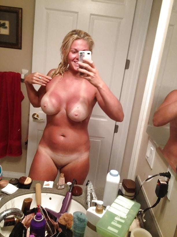 Wives nude selfie — photo 5