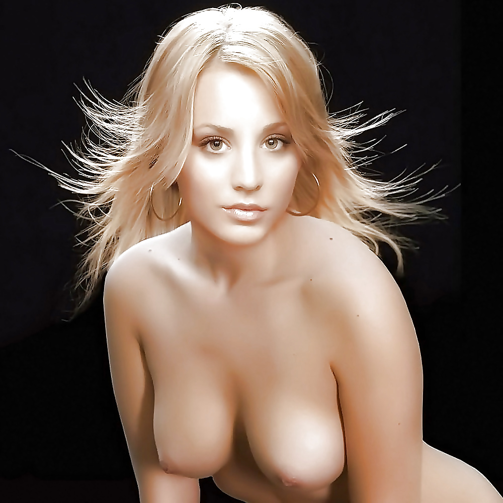 Nude picture of kaley cuoco