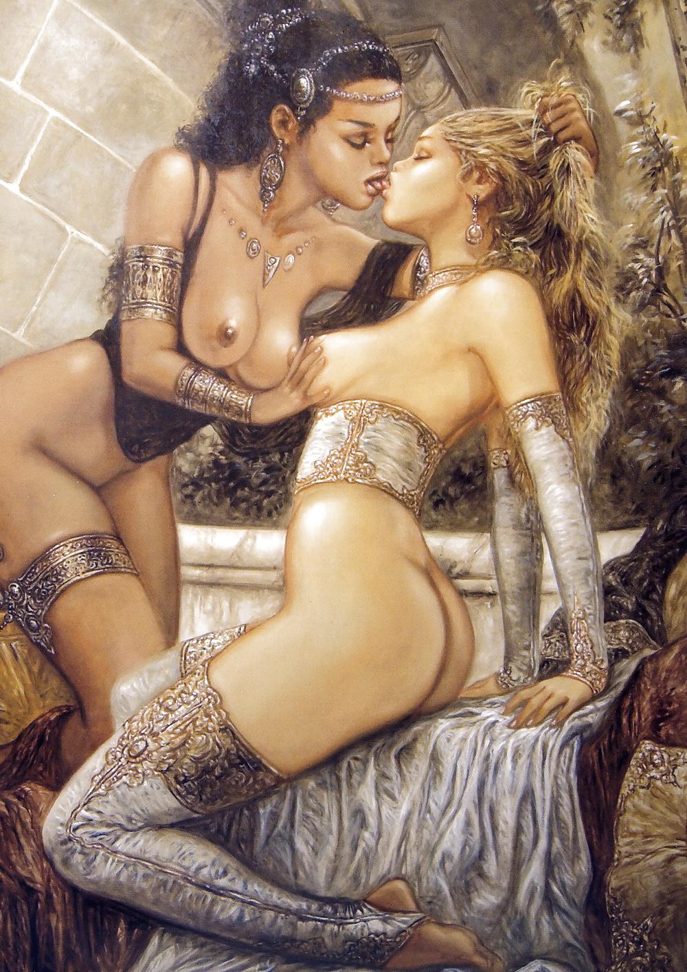 Erotic Sexual Art