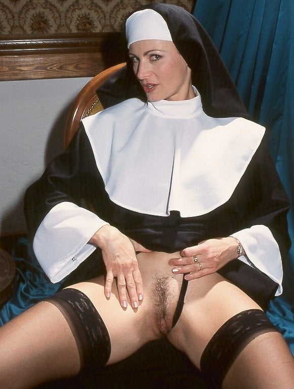 Nun porn photo