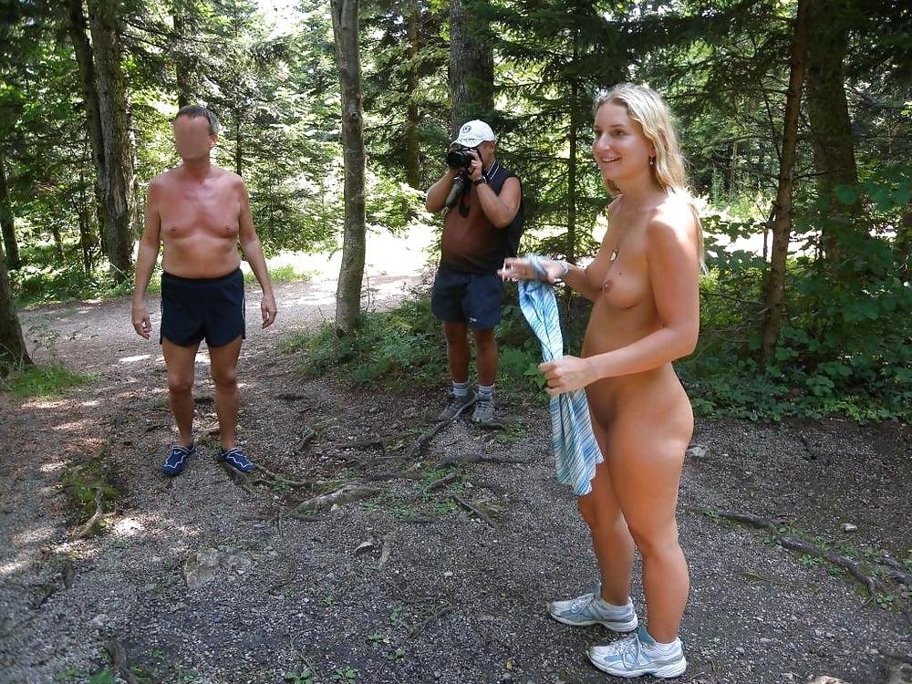 How Eastern California Celebrated Hike Naked Day