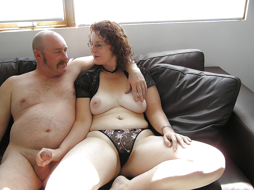 Older mature couple fucking