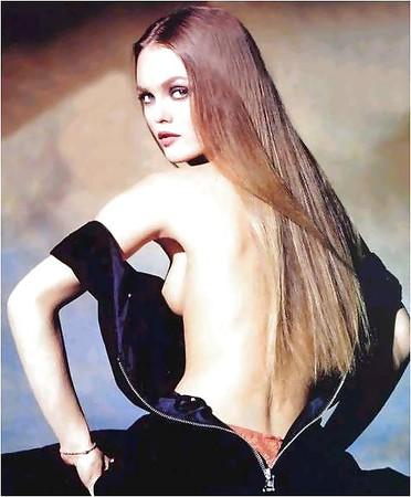 Vanessa Paradis Nue