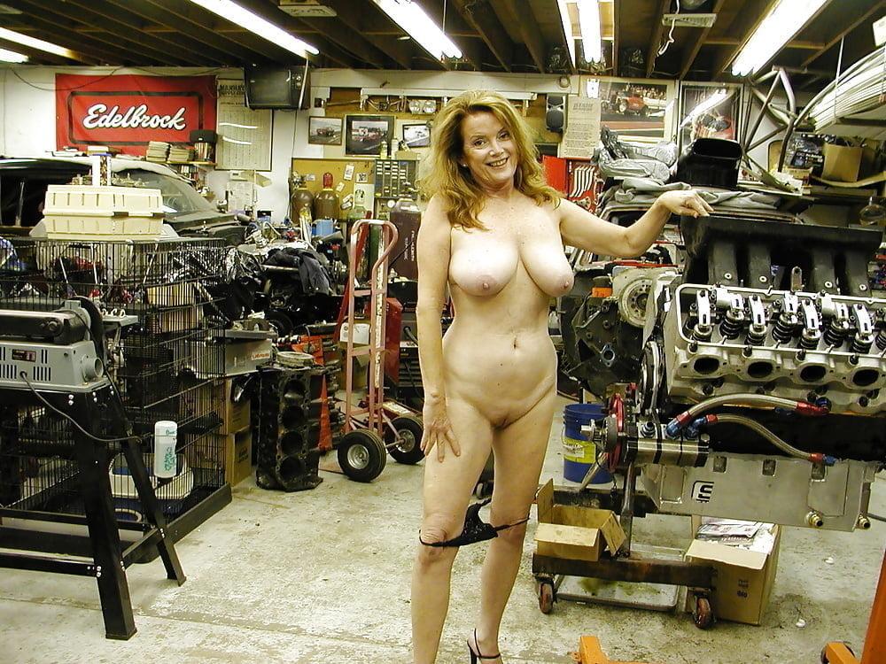 Naked mechanics women — img 14