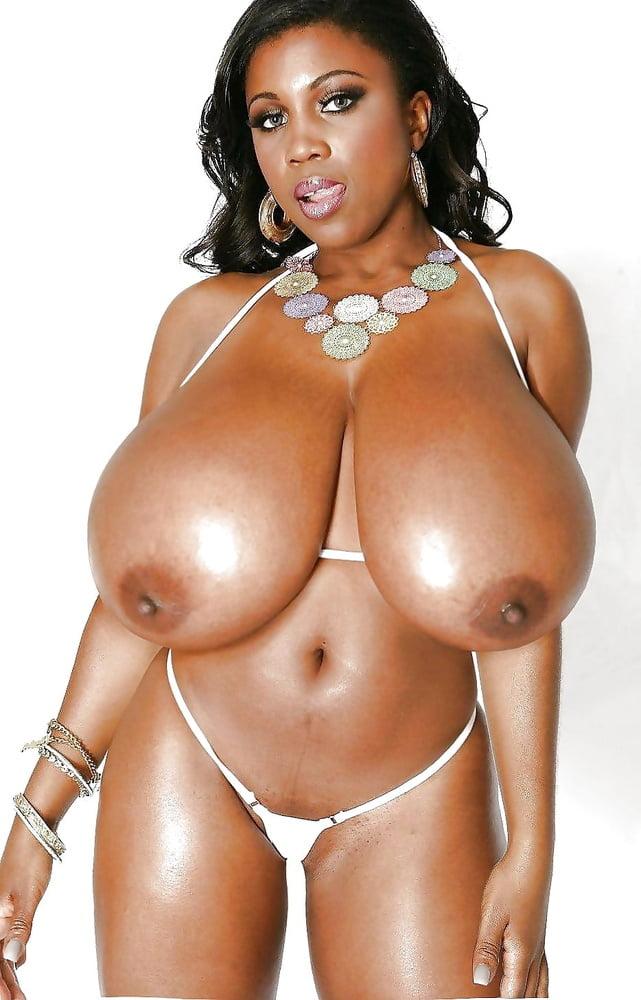 Young Black Girl Boobs