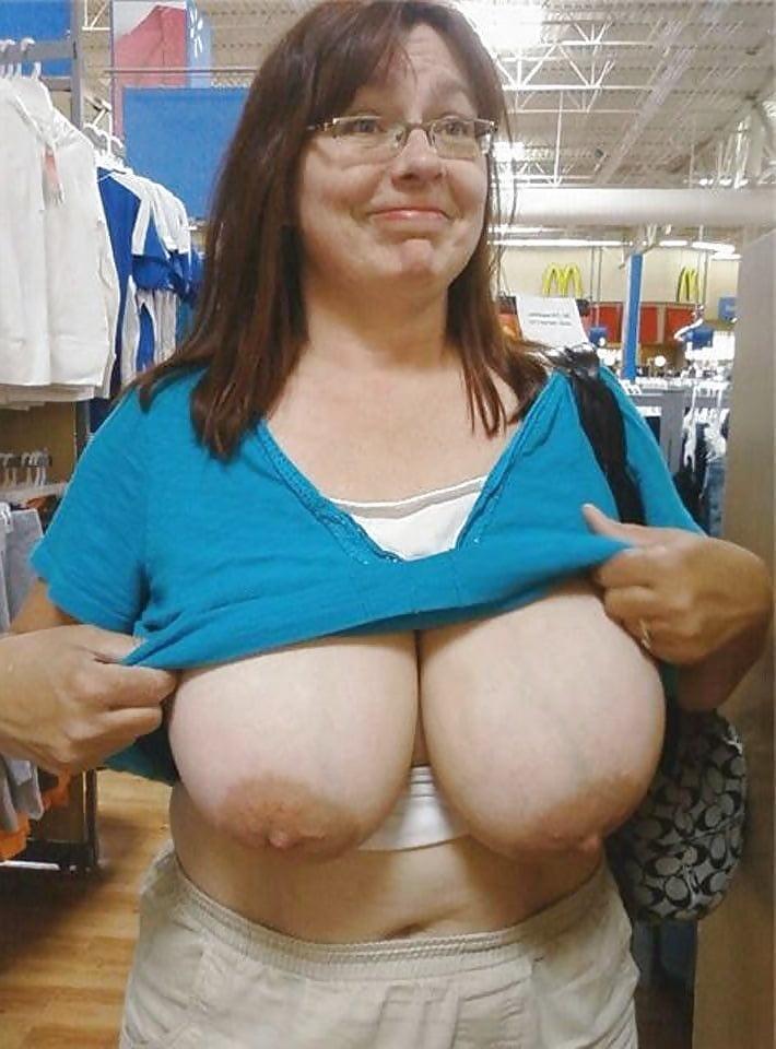 Busty babe demi flashing tits-6209